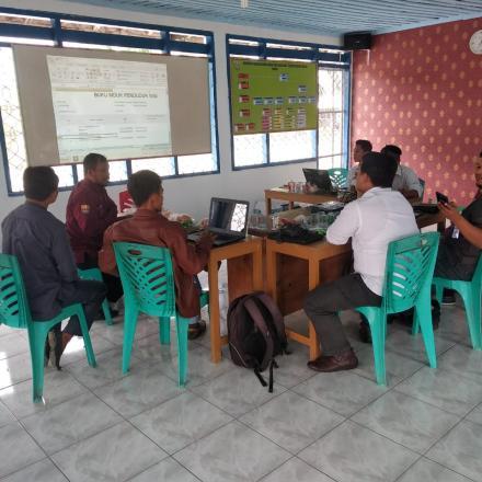 konsolidasi Komunitas Sistim informasi Dusun (SID)