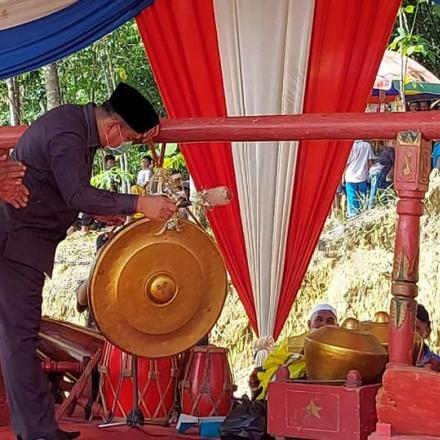 Bupati Bungo Dukung Pembangunan Agroeduwisata Dusun Tirta Mulya